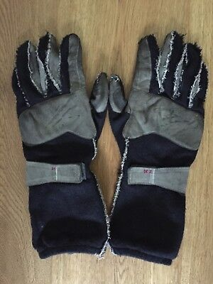Used & Signed Mclaren Mercedes Gloves From David Coulthard