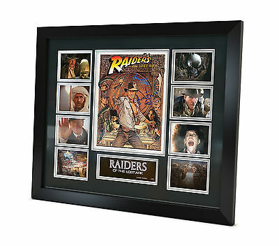 Indiana Jones - Raiders of the Lost Ark - Signed Photo - Movie Memorabilia - COA