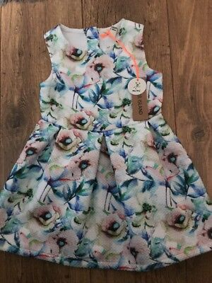 Brand New Baby Girls River Island Mini Dress 3-6 Months