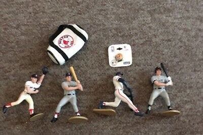 Vintage Boston Red Sox Figures And Memorabilia. MLB 1994.