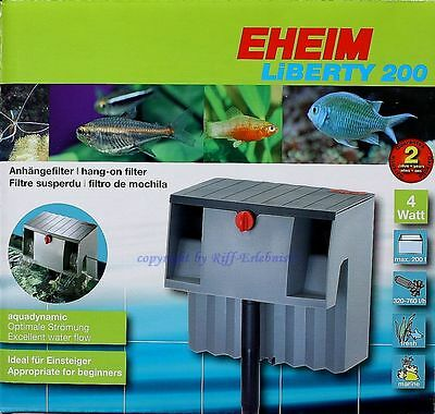 eheim liberty 200 FILTRE Attaché 2042020 doux et eau de mer aquariums 2042