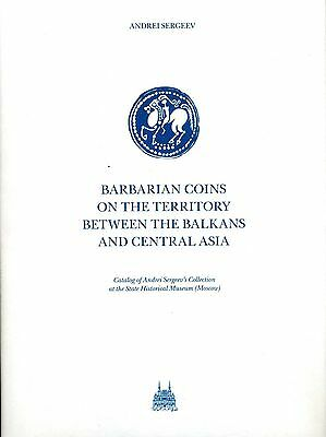 Book: coins barbarian coinage in the area from the Balkans to Central Asia