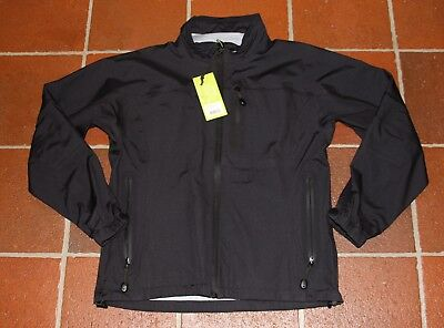 "Abacus Damen Regenjacke ""OPT Links"", black, Gr. M"