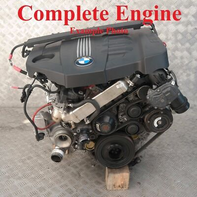 BMW 3 X1 Series E84 E90 E91 16d 18d 316d 318d N47N Bare Engine N47D20C WARRANTY