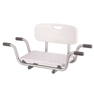 Suspended bath bench bath board seat with or without backrest