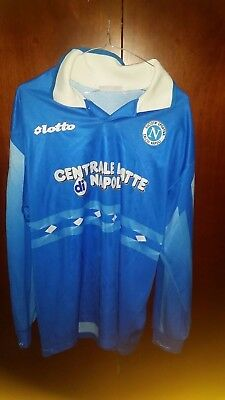 Maglie Napoli Salernitana Venezia Match Worn
