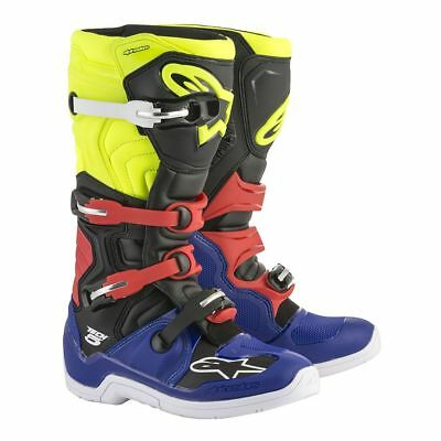Stivali Alpinestars Tech 5 Motocross Enduro 2018
