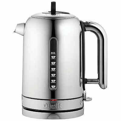 Dualit Classic Kettle 1.7 ltr Polished steel - 72815