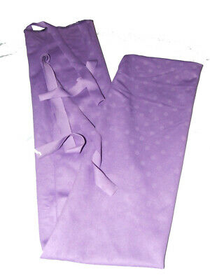 Ecotak Lycra Rugless Tie in Tail Bag - Lilac spot Ecotak