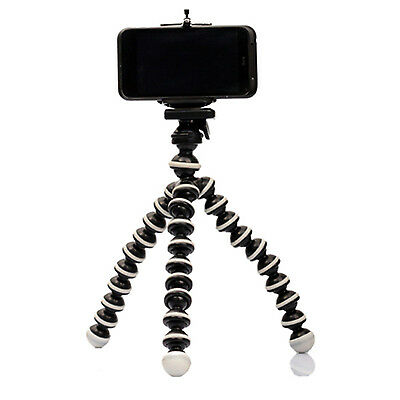 2-In-1 Multi-Function Octopus Style Tripod for Digital Camera /Iphone & Samsung