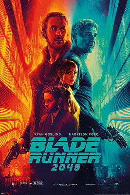 Blade Runner 2049 Fire And Ice 91.5 X 61 Cm Maxi Poster New Pyramid Ryan Gosling