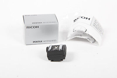 Genuine Pentax accessorie hot Shoe Adapter F #31022