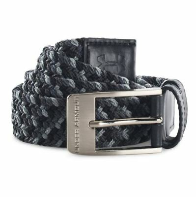 Under Armour Braided Belt Assorted Colours *NEW 2017*