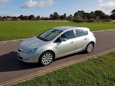 2010 Vauxhall Astra Se Automatic Half Leather Interior No Reserve-Finance-Cheap