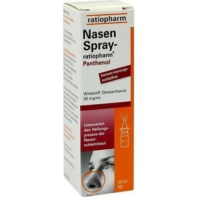 NASENSPRAY-ratiopharm Panthenol 20 ml 01970611