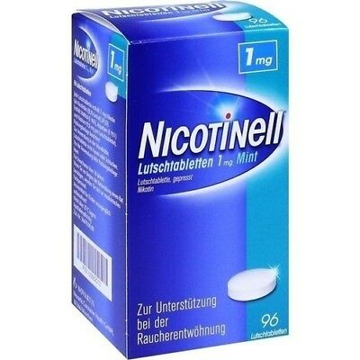 NICOTINELL Lutschtabletten 1 mg Mint 96 St 03062013