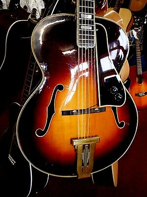 1939 Gibson L5 Archtop Jazz Guitar