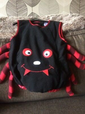 Kids Spider Halloween Costume Age 2-6