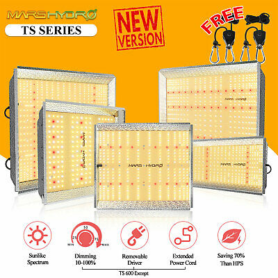Mars Hydro TS 1000W 2000W LED Grow Light Indoor Plant Lamp Hydroponic Veg Bloom
