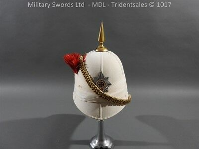 Coldstream Guards Officers Pagri Foreign Service Pattern Helmet
