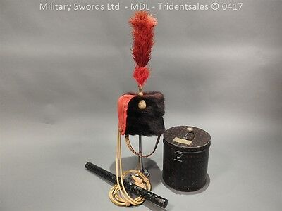 T Sharman-Crawford 15th Hussars Officer's Busby