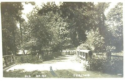 The Old Dairy Terling Essex Early Rp Pc