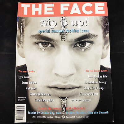 The Face Magazine Volume 2 Number 59, August 1993 - Summer Fashion Issue