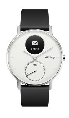 Withings Steel HR (white, 36mm, brand new, boxed)