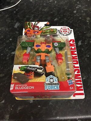 Transformers Robots In Disguise Combiner Force Bludgeon