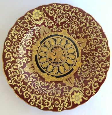 Decorative Hand Painted Porcelain Plate