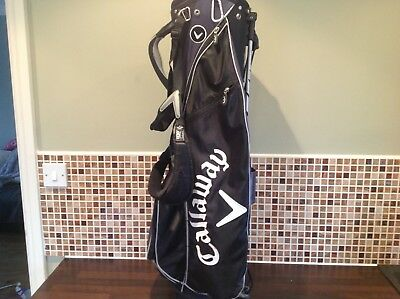 Callaway Golf stand bag. Adult size