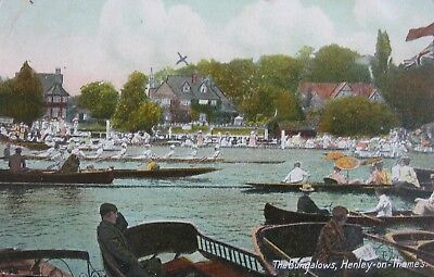 The Bungalows Henley On Thames Oxfordshire 1906 Pc