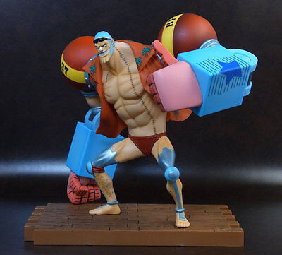 One Piece Figure FRANKY Ichiban Kuji Romance Dawn The New World Banpresto 385
