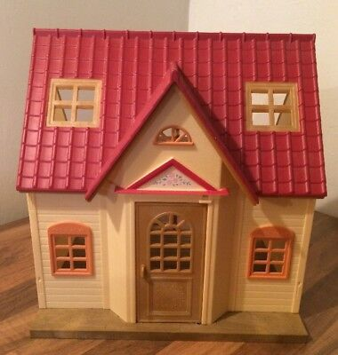 SYLVANIAN FAMILIES ~ DAISY House COTTAGE with LADDER