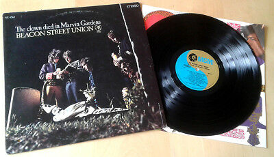 BEACON STREET UNION Clown Died in Marvin Gardens1969 ORIG RARE MGM  PSYCH LP!!
