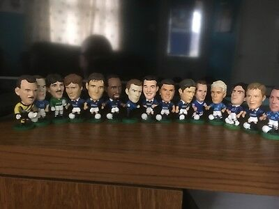 Everton Corinthian Players