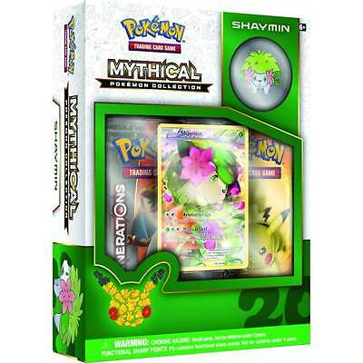 POKEMON MYTHICAL COLLECTION * Shaymin