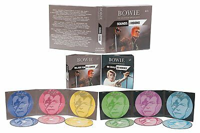 David Bowie - Sounds & Visions: The Legendary Broadcasts 6 CD Set