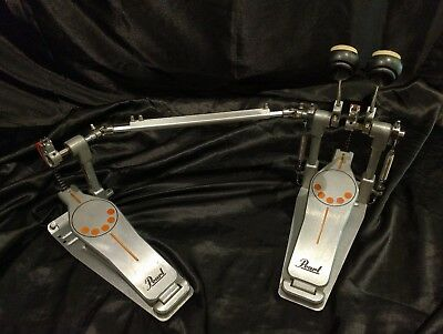 Pearl Demonator Double pedal