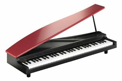 New KORG Micro Piano Digital Compact Red Electronic Piano 61 key EMS Express