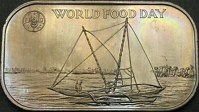 TONGA 1 Paanga 1981 - FAO World Food Day - aUNC - 935 ¤