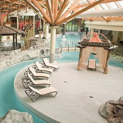 3 Tage Wellness Urlaub im City Hotel Bosse + Bali Therme in Bad Oeynhausen 2P