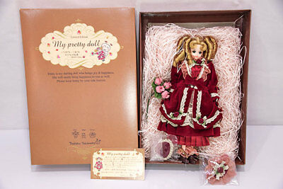 Takara Jenny TOTOCO Takimoto Toshiko Vertical Roll Excellina B Red from Japan