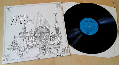 PINK FLOYD Relics UK `TEXTURED SLEEVE` Blue EMI Starline Issue PSYCH MINT-