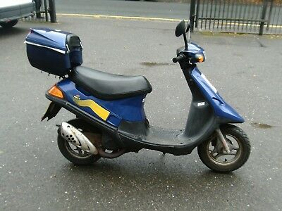 PGO COMET 50 SCOOTER MOPED 49 cc