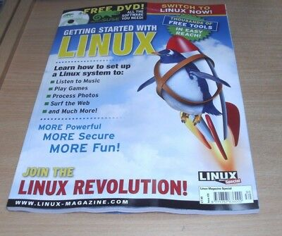 Linux magazine Special Edition #30 2017 Getting Started openSUSE Leap YaST