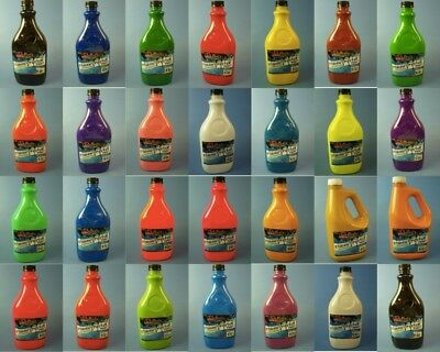 Student Acrylic Washable Poster Paint 2L Kids School Project Art Craft