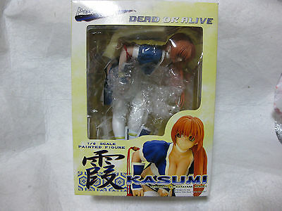 Max Factory 1/6 PVC Figure Dead Or Alive Kasumi C1 Blue