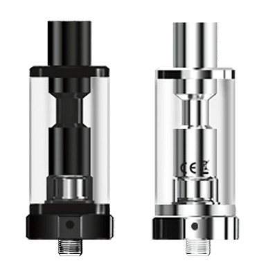 ASPIRE K2 / K3 Replacement Tank Silver/ Black, Genuine Spare Tanks with Code, UK