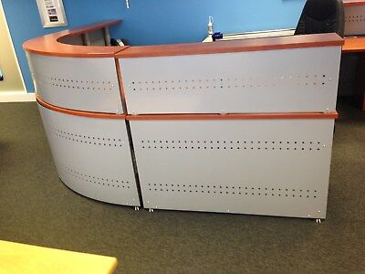 reception desk, modular,  great condition